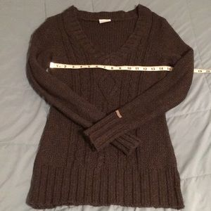 Columbia Wool Blend Sweater—Like New!